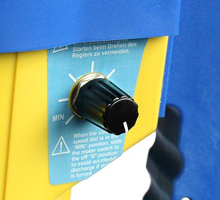 Control electrónico de velocidad JP-120
