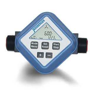 Caudalímetro electrónico de líquidos