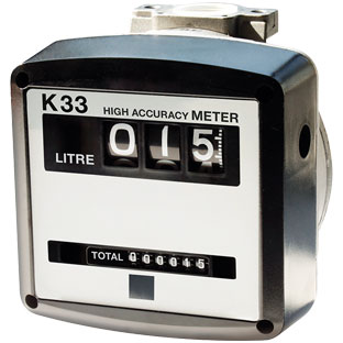 Caudalímetro mecánico K33-K44