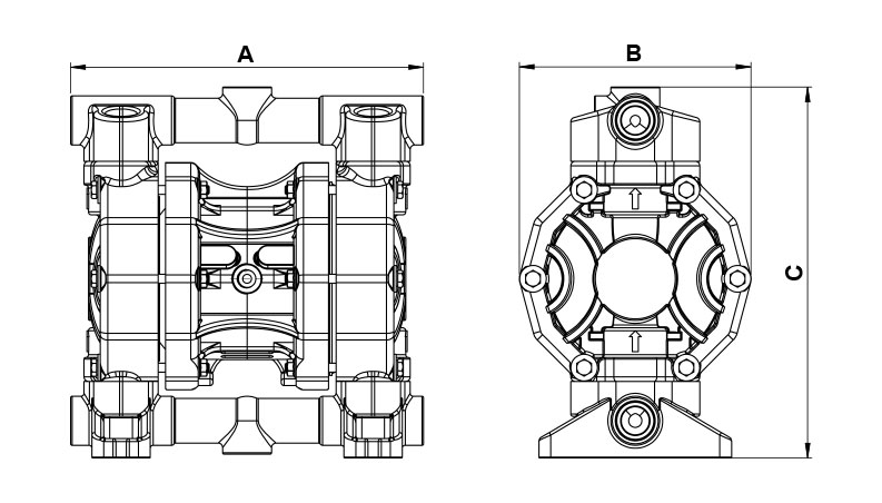 Dimensions Jp 810 55