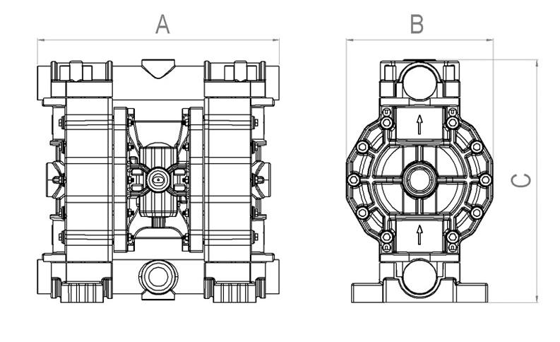 dimensions jp 810 170