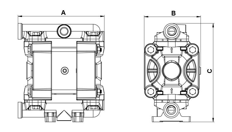 dimensions jp 810 20
