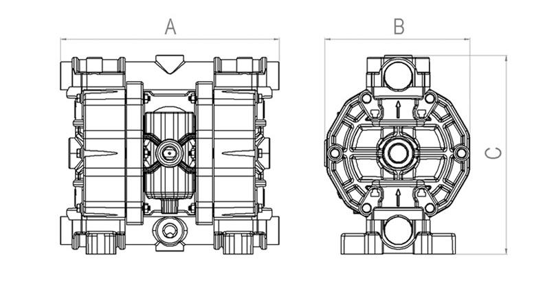dimensions jp 810 60