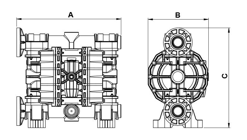 dimensions jp 810 700