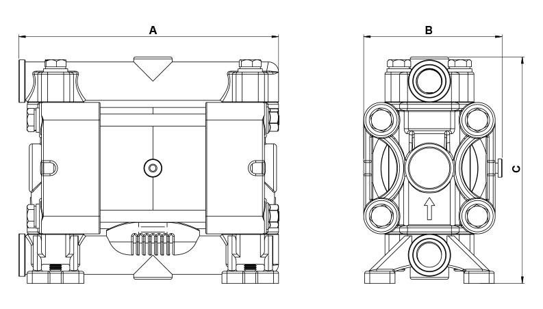 dimensions jp 810 8