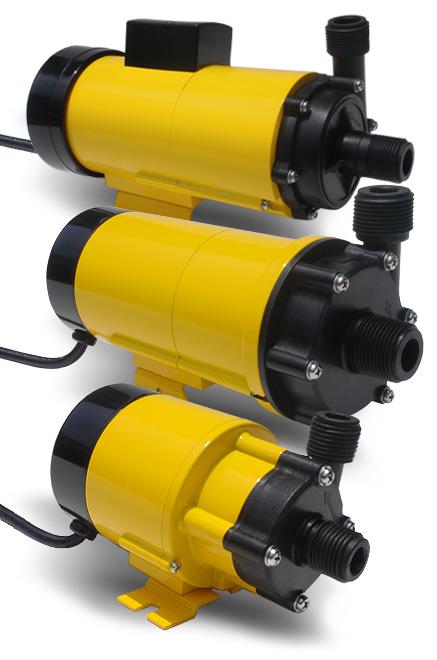 Bombas centrífugas magnéticas NH-PX