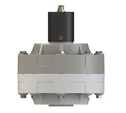 pulsationsdamper DP 40 pomc