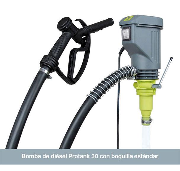 Bomba de diésel Protank 30